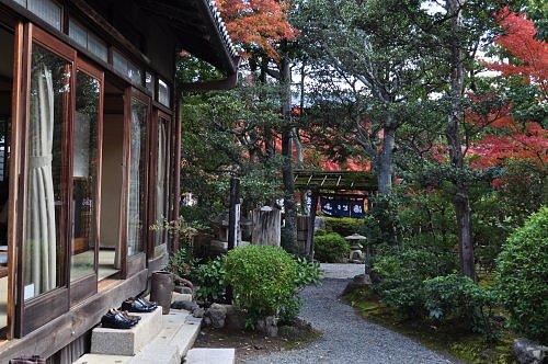 Davalovszky Csilla: Teaház Kiotóban