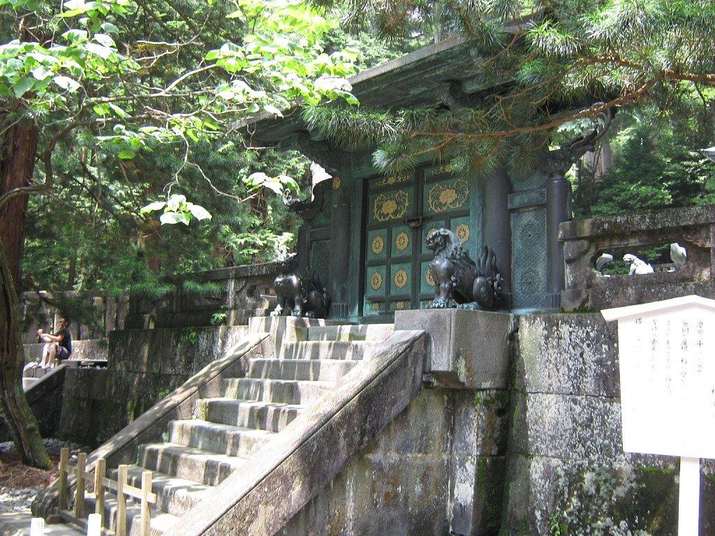 Nagy Mónika: Nikko Toshogu - Tokugawa Ieyasu sírja