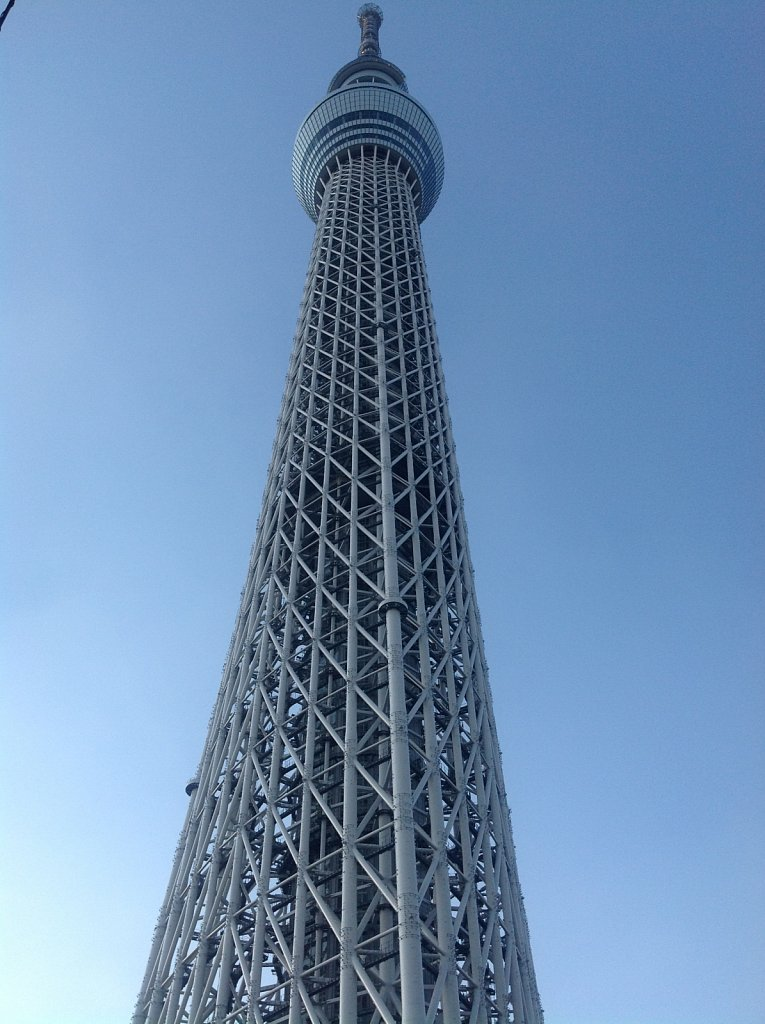 Merényi Krisztina: Tokyo Tower