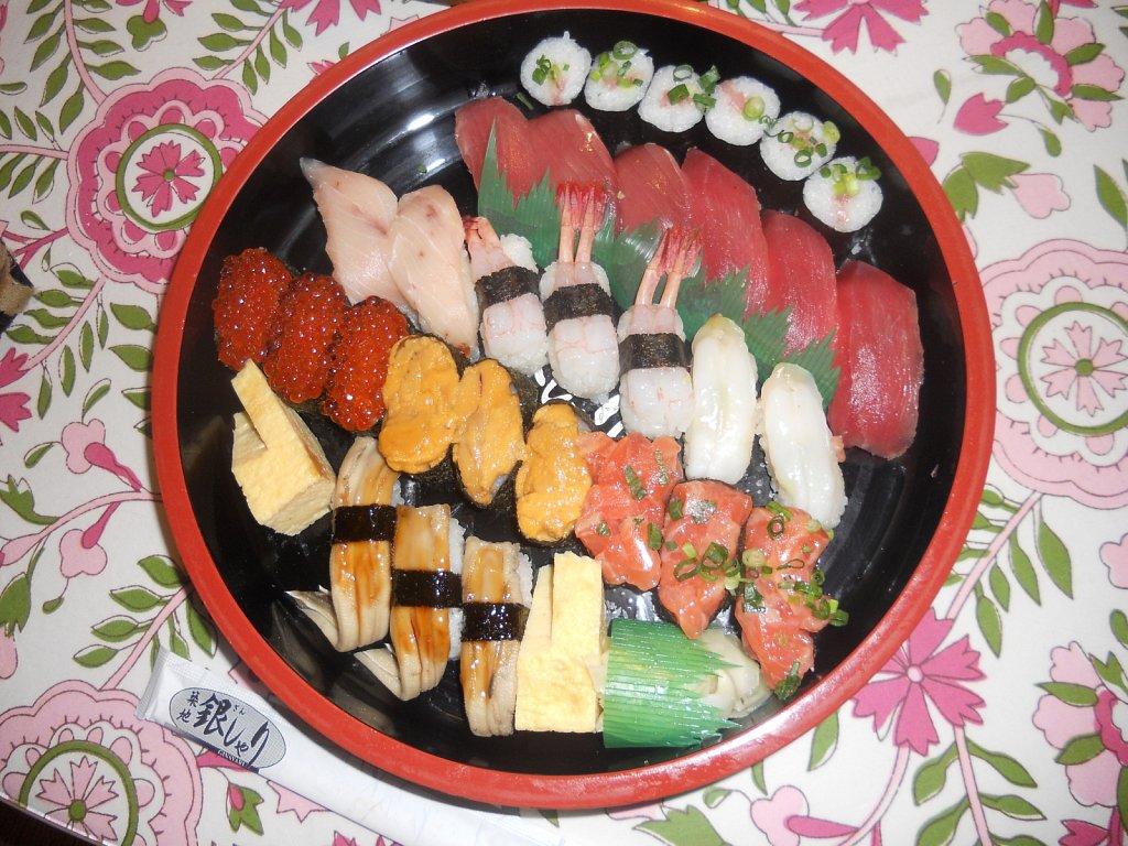 Merényi Krisztina: Sushi